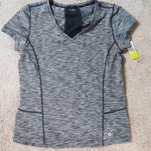 Hyba black and grey tshirt